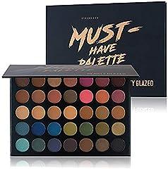 Beauty Glazed Profesionales - Mejor Beauty Glazed Paleta de sombras de ojos Calidad Precio
