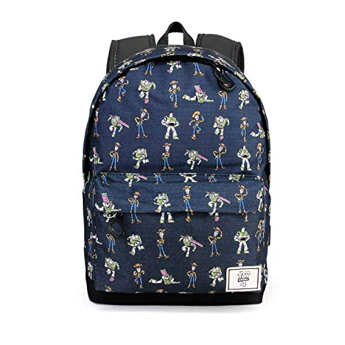 KARACTERMANIA Toy Story Infinity-HS Backpack Zaino Casual, 42 cm, 23 liters, Multicolore (Multicolour)