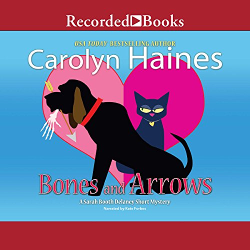 Bones and Arrows audiobook cover art