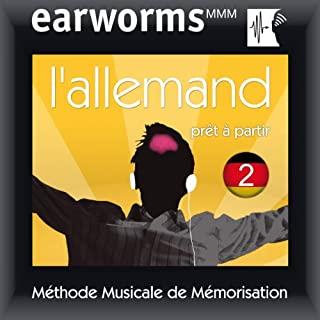 Couverture de Earworms MMM - l'Allemand