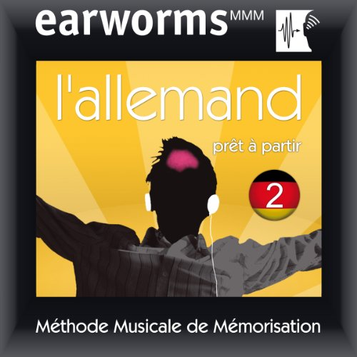 Earworms MMM - l'Allemand audiobook cover art