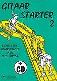Gitaar Starter deel 2 - Guitar - BOOK+CD