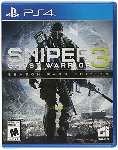 Sniper Ghost Warrior 3 – PlayStation 4 – Standard Edition