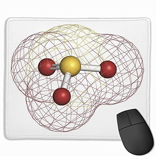 Gaming Mouse Pad, Premium-strukturierte Mouse Mat Pads, Cute Mousepad für Spieler, Büro- und Heimsulfitanionen Salze mit chemischer Struktur sind gängige Lebensmittelzusatzstoffe