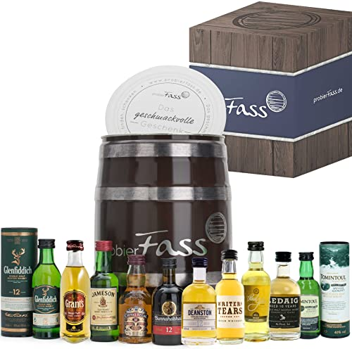 probierFass Whisky Tasting Bild