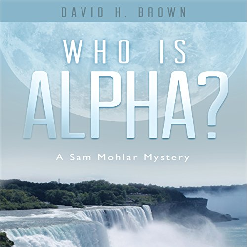 Who Is Alpha? audiobook cover art