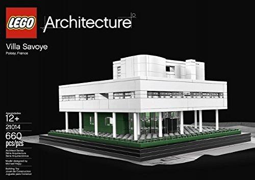 LEGO Architecture: Villa Savoye 21014