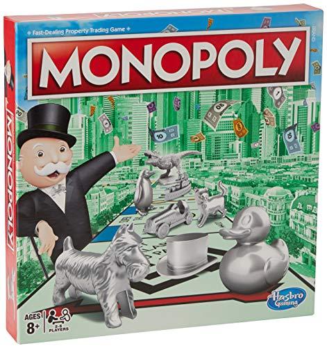 Hasbro -   C1009302 Monopoly