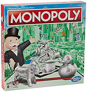 Hasbro Gaming Monopoly Classic Game (UK IMPORT)