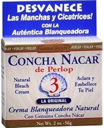 Concha Nacar De Perlop Bleach Cream #3 2 oz by Concha Nacar