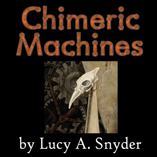 Chimeric Machines audiobook cover art