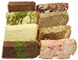 ふわふわしっとり 手づくり『米粉シフォンケーキ』 8種×2ケ詰合せ