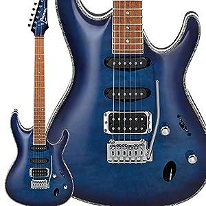"Ibanez アイバニーズ エレキギター""Sapphire Blue"" SA360NQM-SPB"""