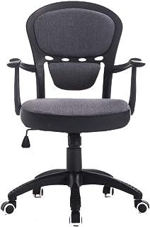 MJ-Office Chair Silla giratoria de elevación Silla de Escritorio de Oficina Silla de Estudio de computadora Inicio/Oficina/Silla de Escritorio de Sala de Estudio
