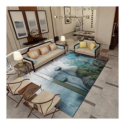 Carpetcity Onbekend tapijt, kort fluweel, nieuwe Chinese wollen deken, woonkamer, slaapkamer, bank, eettafel, tapijt, antislip tapijtmat dekens