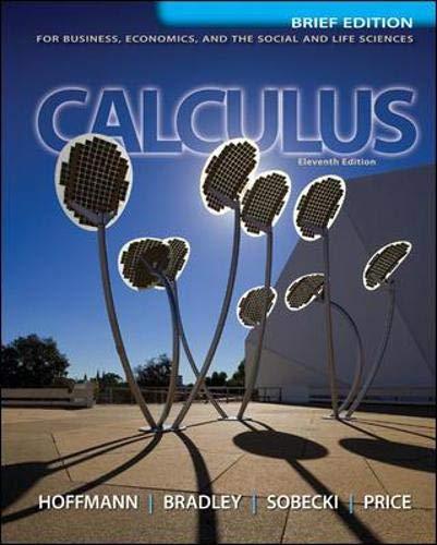 Calculus for Business, Economics...