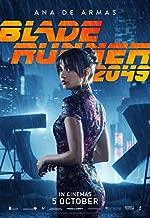 Kirbis Blade Runner 2049 Movie Poster 18 x 28 Inches