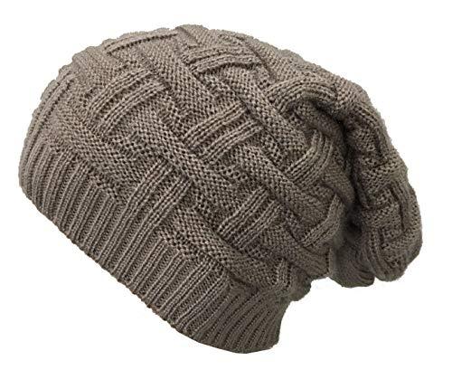 Gajraj Unisex Acrylic & Wool Beanie Cap (Pack of 1)