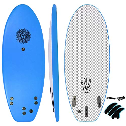 Hybrid Surfboard by Kona Surf Co.