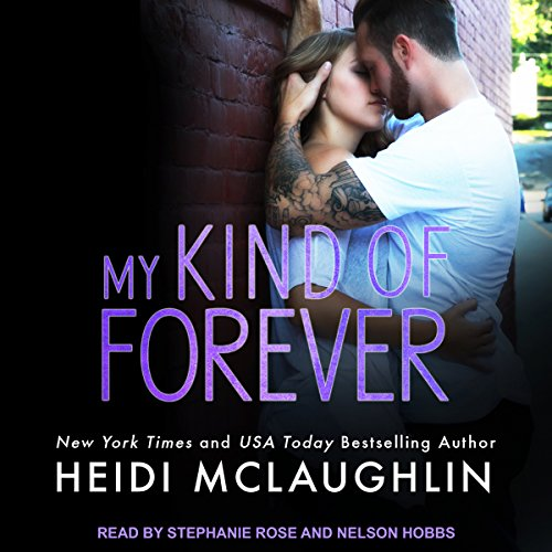 My Kind of Forever audiobook cover art