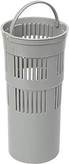 Belca 排水口 ゴミ受け 流し用ゴミカゴ 80タイプ 直径8cm用 直径8×高さ16.4cm グレー 日本製 SP-106GT
