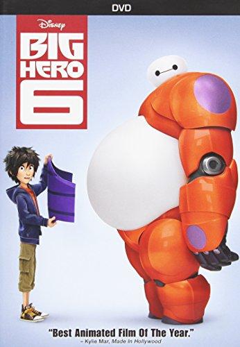 Big Hero 6 (Feature)