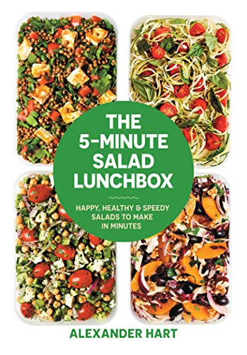The 5-Minute Salad Box: 52 happy, healthy salads to make in advance: Happy, healthy and speedy salads to make in minutes
