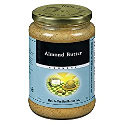 best almond butter, nuts to you almond butter