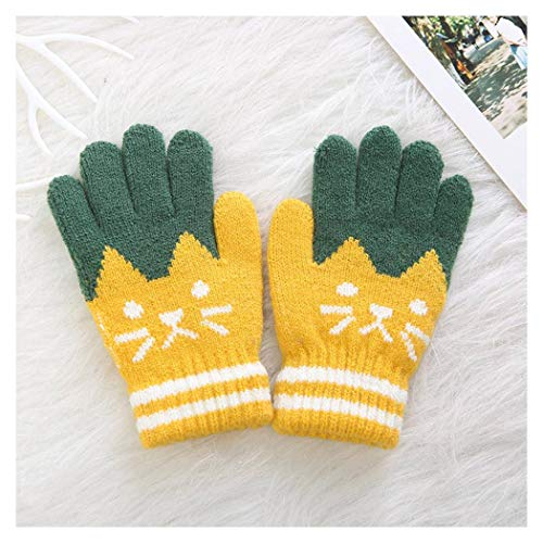 SPLAN Kinderausdruck warme Handschuhe im Herbst und Winter