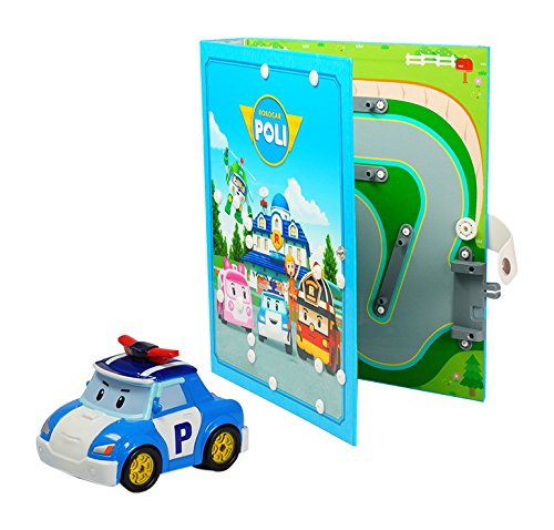 Robocar Poli - 83280 - Aire De Jeu Quartier General