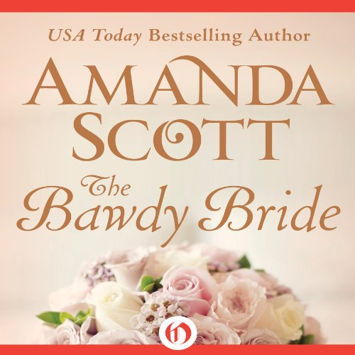 The Bawdy Bride audiobook cover art