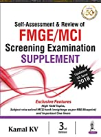 Self-Assessment & Review of FMGE/MCI Screening Examination Supplement