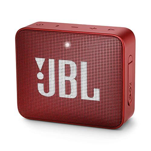 JBL - Altavoz portátil Bluetooth Impermeable Modelo GO 2.