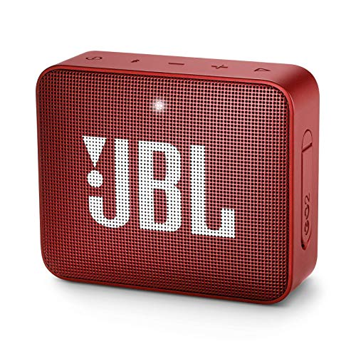 JBL JBLGO2RED Bocina Inalámbrica, Color Rojo