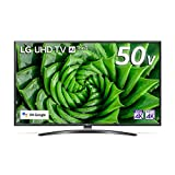 [Amazon限定モデル] LG 50型 4Kチューナー内蔵 液晶 テレビ 50UN8100PJA VA パネル Alexa搭載 2020 年モデル