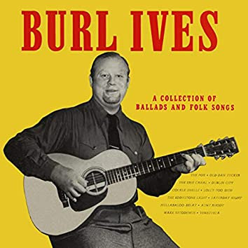 A Collection of Ballads and Folk Songs
