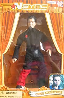 NSYNC Collectible Marionette Chris Kirkpatrick Doll