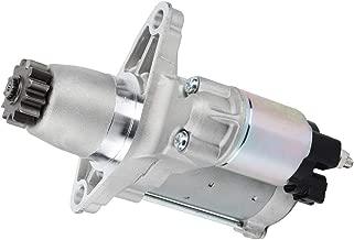 Qiilu Starter Motor Fit for Lexus Toyota Scion 3.0L 3.3L 3.5L V6 2002-2014 17825