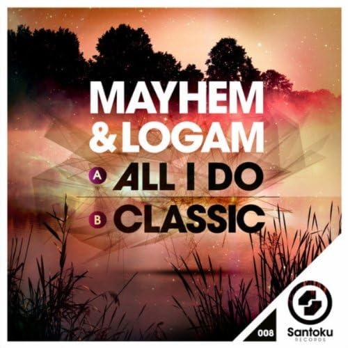 Mayhem and Logam
