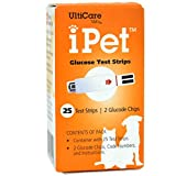 blood glucose test strips for pets