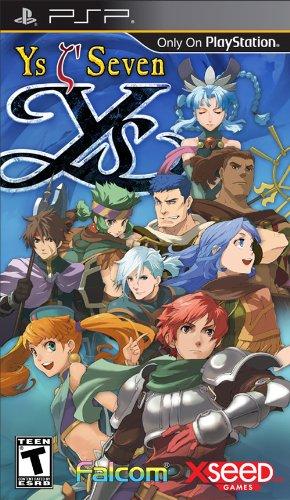 Ys Seven - Sony PSP