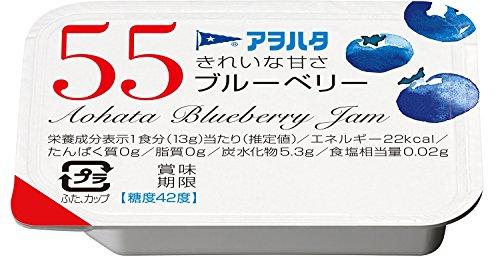キューピー アヲハタ 55 ブルーベリー 13g×24 [5830]