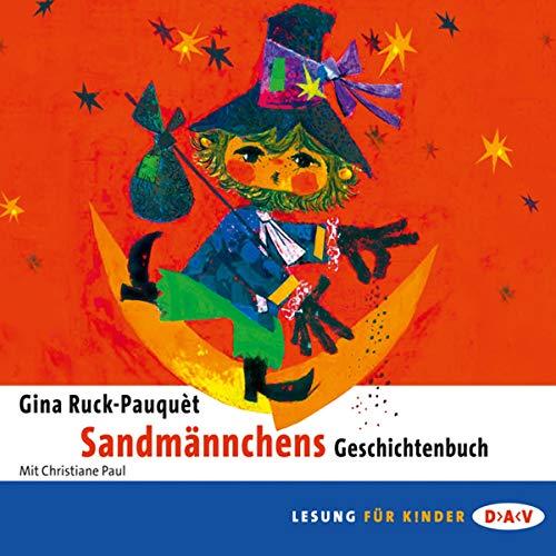 Sandmännchens Geschichtenbuch 1 cover art