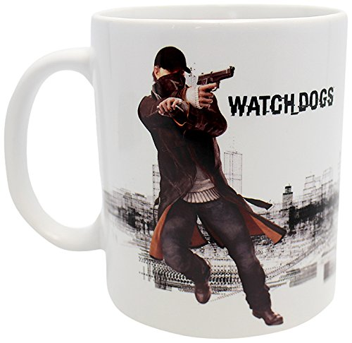 Watch_Dogs - Aiden Shooting Tazza