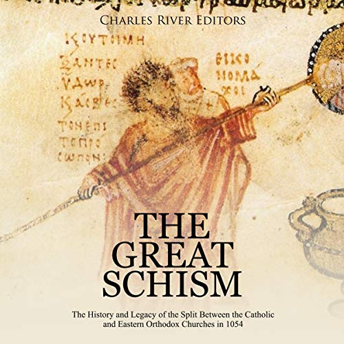 The Great Schism  By  cover art