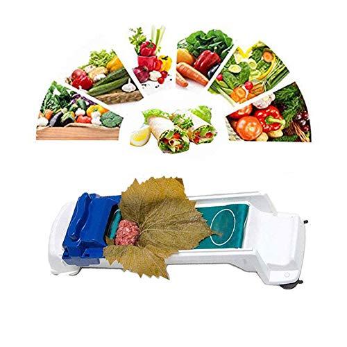 Vegetable Meat Rolling Tool,Stuffed Leaves Grape Cabbage,Leaf Roller, Vegetable Meat Dolma Sarma Rolling Magic Roller Stuffed,Sushi Roller Stuffed Grape Cabbage Leave Grape Leaf Machine