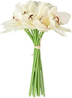 PAKUES-QO Fleurs Artificielles Style Nordique Bureau Simulation De Bureau Fleur Simple Salon Décoration Bouquet Décoration...
