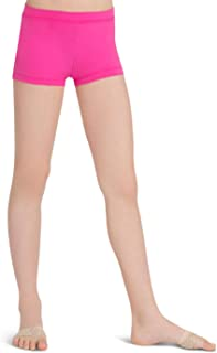 Capezio Women's Boy Cut Low Rise Short