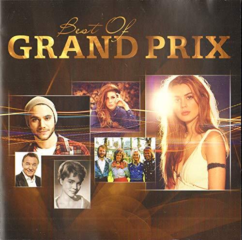 BEST 0F GRANDPRlX [3 CDB0X] Eurovision Song Contest History