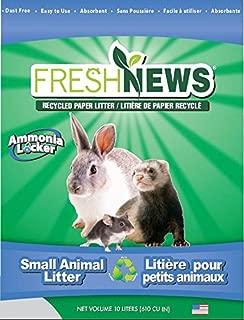 paper rabbit litter